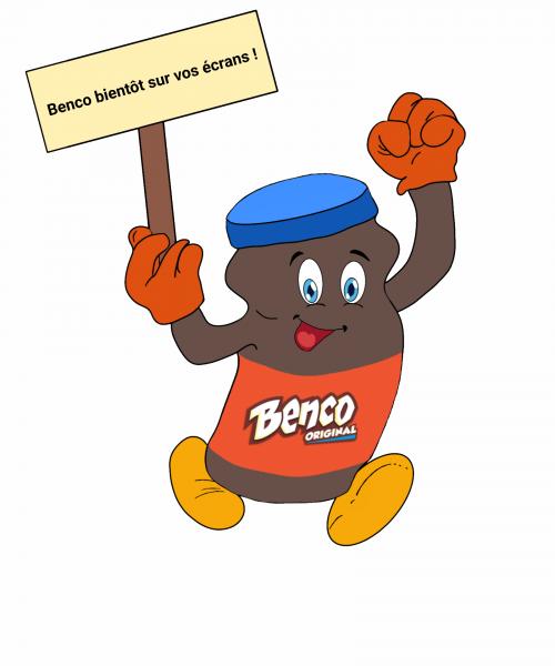 Mascotte BENCO